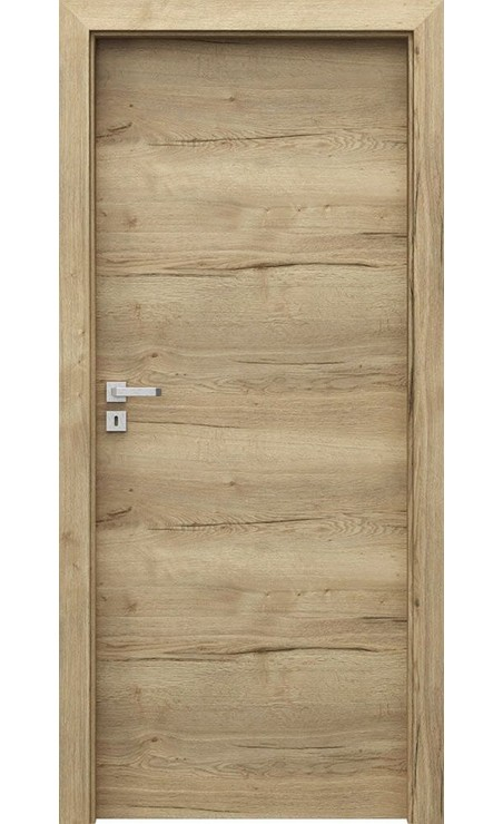 AKCE - Interiérové dveře Porta RESIST 7.1 Gladstone HALIFAX PŘÍRODNÍ