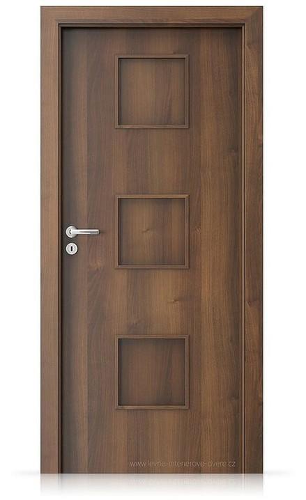 Interiérové dveře Porta FIT C.0 Portadecor OŘECH