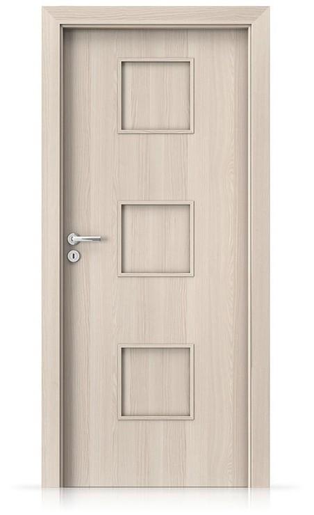 Interiérové dveře Porta FIT C.0 Portadecor OŘECH BĚLENÝ