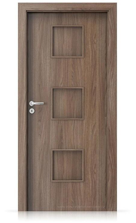 Interiérové dveře Porta FIT C.0 Portadecor OŘECH VERONA 2