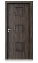 Interiérové dveře Porta FIT C.0 Portasynchro 3D DUB TMAVÝ