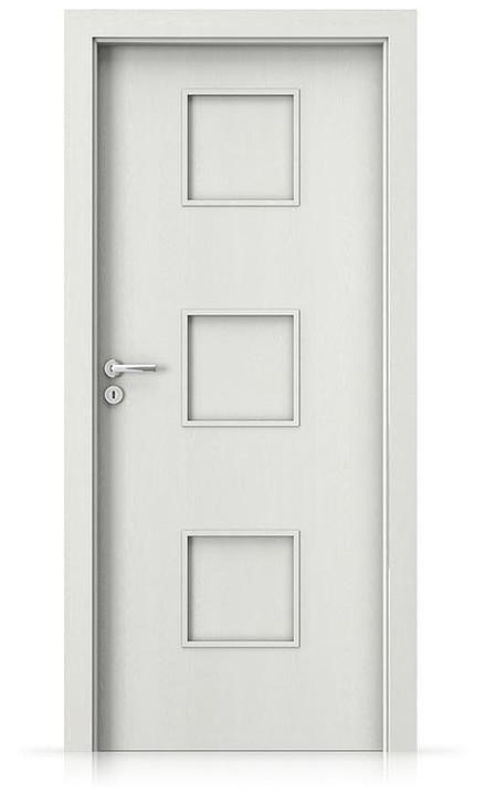 Interiérové dveře Porta FIT C.0 Portasynchro 3D WENGE WHITE