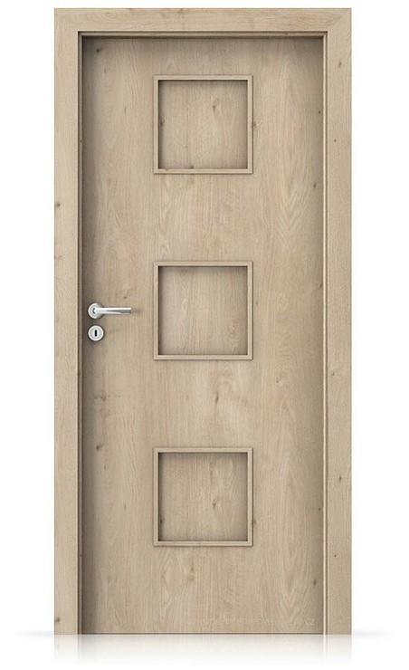 Interiérové dveře Porta FIT C.0 Portaperfect 3D DUB KLASICKÝ