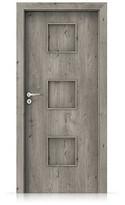 Interiérové dveře Porta FIT C.0 Portaperfect 3D DUB SIBIŘSKÝ