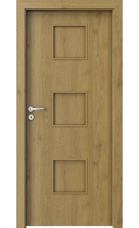Interiérové dveře Porta FIT C.0 Portaperfect 3D DUB PŘÍRODNÍ