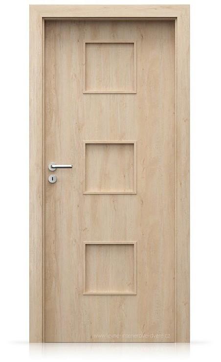 Interiérové dveře Porta FIT C.0 Portaperfect 3D BUK SKANDINÁVSKÝ