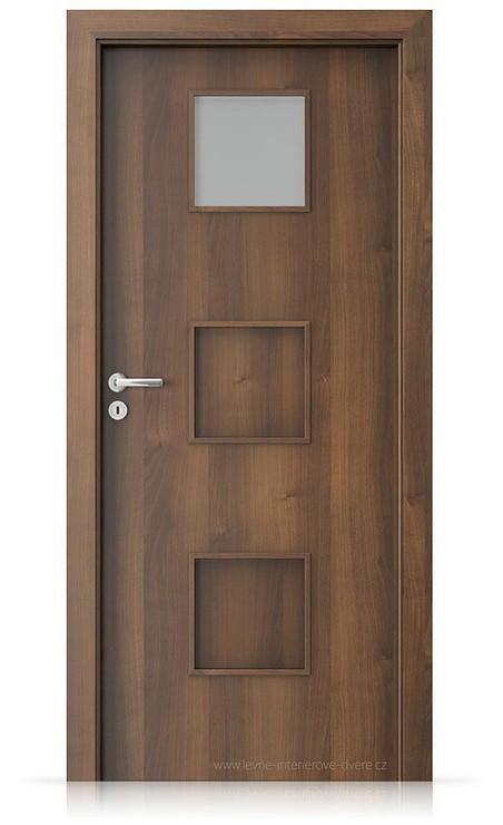 Interiérové dveře Porta FIT C.1 Portadecor OŘECH