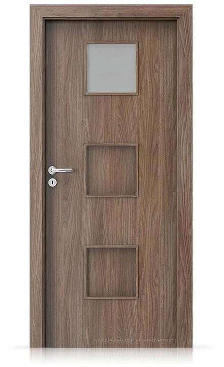 Interiérové dveře Porta FIT C.1 Portadecor OŘECH VERONA 2