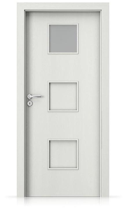 Interiérové dveře Porta FIT C.1 Portasynchro 3D WENGE WHITE