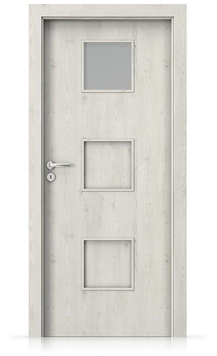 Interiérové dveře Porta FIT C.1 Portasynchro 3D BOROVICE NORSKÁ