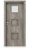 Interiérové dveře Porta FIT C.1 Portaperfect 3D DUB SIBIŘSKÝ