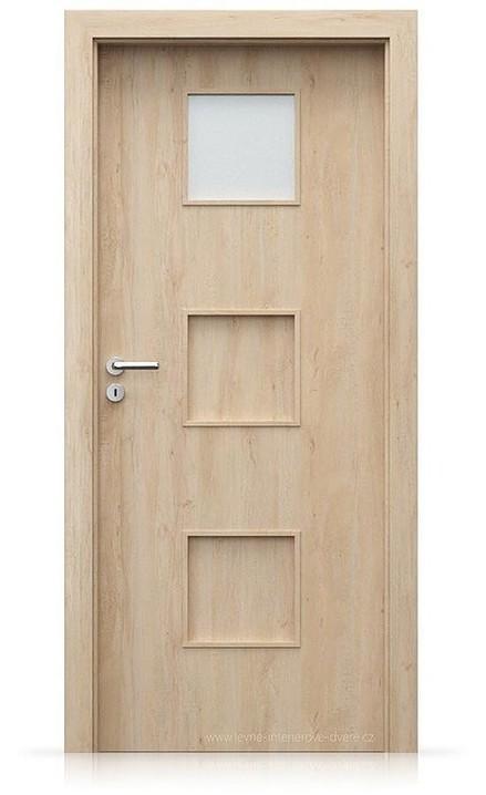 Interiérové dveře Porta FIT C.1 Portaperfect 3D BUK SKANDINÁVSKÝ
