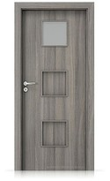 Interiérové dveře Porta FIT C.1 Laminát CPL HQ DUB MILANO 4