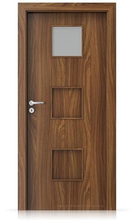 Interiérové dveře Porta FIT C.1 Laminát CPL HQ OŘECH MODENA 1