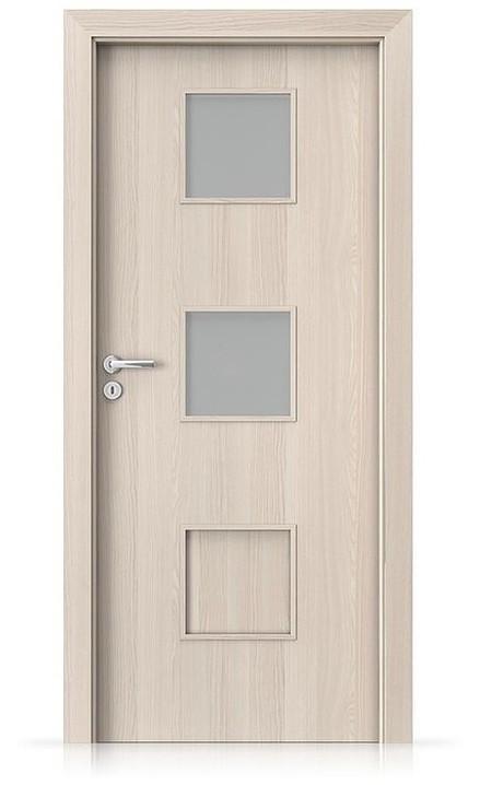 Interiérové dveře Porta FIT C.2 Portadecor OŘECH BĚLENÝ