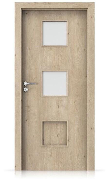 Interiérové dveře Porta FIT C.2 Portaperfect 3D DUB KLASICKÝ