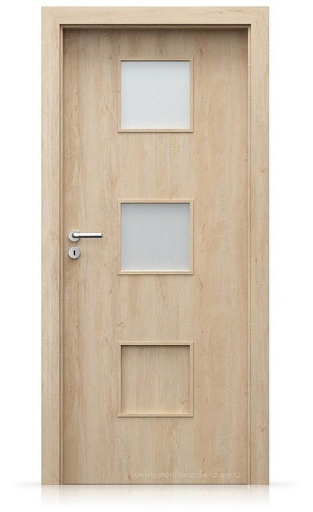Interiérové dveře Porta FIT C.2 Portaperfect 3D BUK SKANDINÁVSKÝ