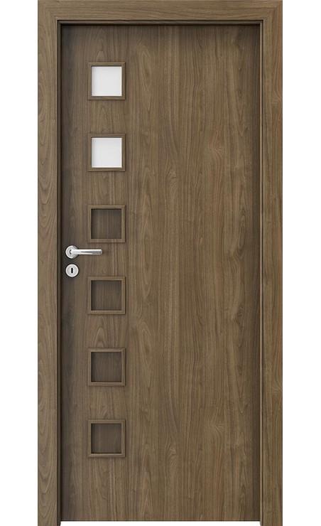 Interiérové dveře Porta FIT C.2 Laminát CPL HQ OŘECH PŘÍRODNÍ