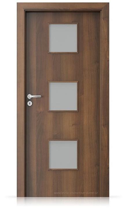 Interiérové dveře Porta FIT C.3 Portadecor OŘECH