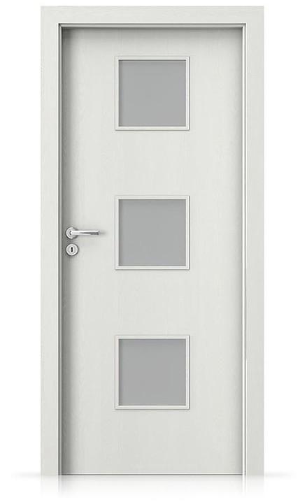 Interiérové dveře Porta FIT C.3 Portasynchro 3D WENGE WHITE