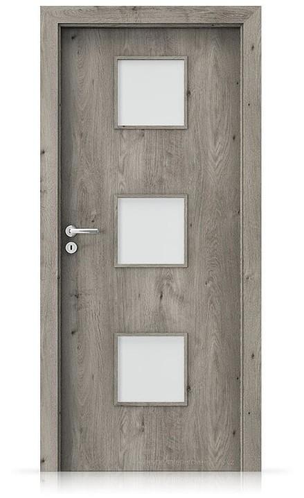 Interiérové dveře Porta FIT C.3 Portaperfect 3D DUB SIBIŘSKÝ