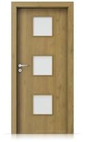 Interiérové dveře Porta FIT C.3 Portaperfect 3D DUB PŘÍRODNÍ