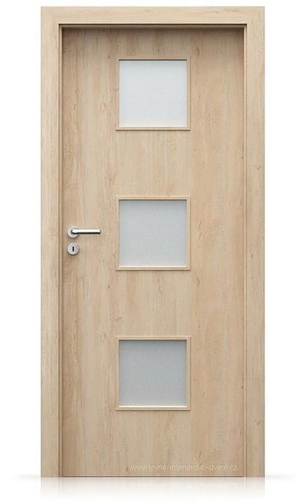 Interiérové dveře Porta FIT C.3 Portaperfect 3D BUK SKANDINÁVSKÝ