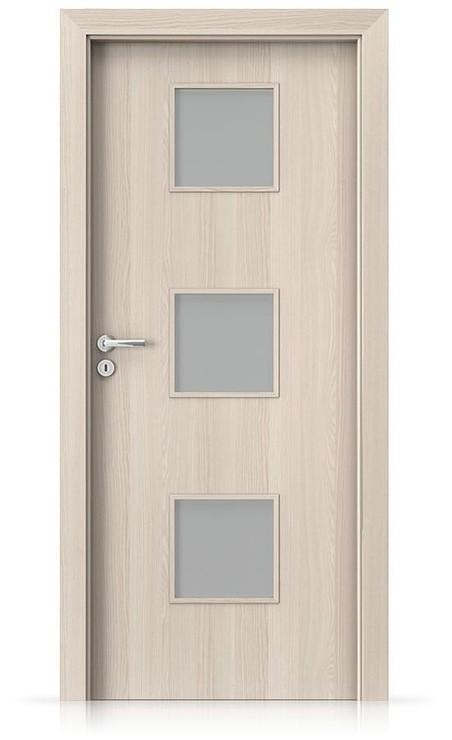 Interiérové dveře Porta FIT C.3 Laminát CPL HQ OŘECH BĚLENÝ