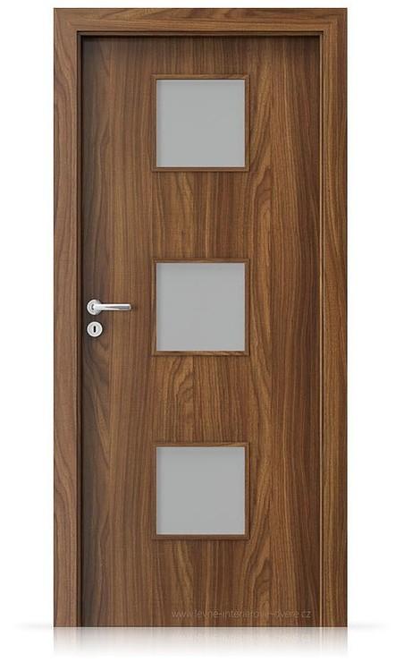 Interiérové dveře Porta FIT C.3 Laminát CPL HQ OŘECH MODENA 1