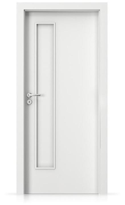 Interiérové dveře Porta FIT I.0 Portadecor BÍLÁ