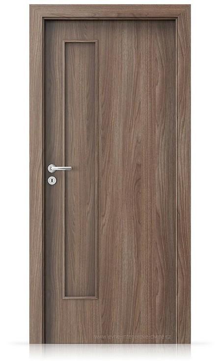 Interiérové dveře Porta FIT I.0 Portadecor OŘECH VERONA 2