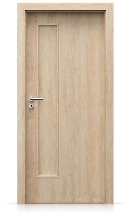 Interiérové dveře Porta FIT I.0 Portaperfect 3D BUK SKANDINÁVSKÝ