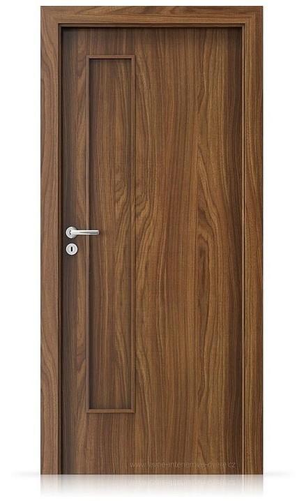 Interiérové dveře Porta FIT I.0 Laminát CPL HQ OŘECH MODENA 1