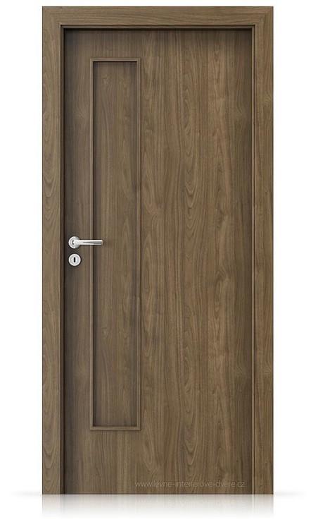 Interiérové dveře Porta FIT I.0 Laminát CPL HQ OŘECH PŘÍRODNÍ