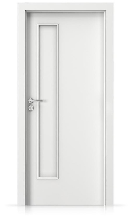 Interiérové dveře Porta FIT I.0 Laminát CPL HQ BÍLÁ
