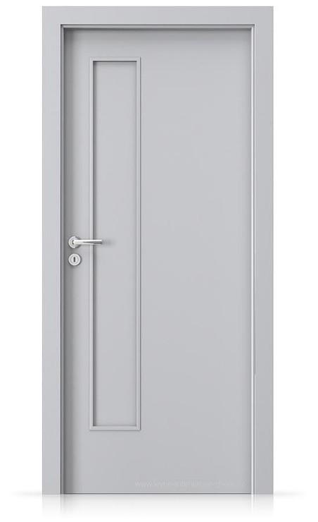 Interiérové dveře Porta FIT I.0 Laminát CPL HQ ŠEDÁ