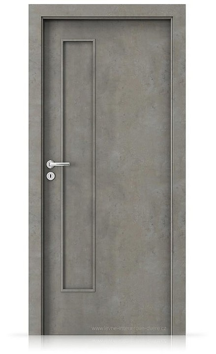 Interiérové dveře Porta FIT I.0 Laminát CPL HQ BETON SVĚTLÝ