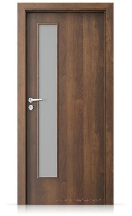 Interiérové dveře Porta FIT I.1 Portadecor OŘECH