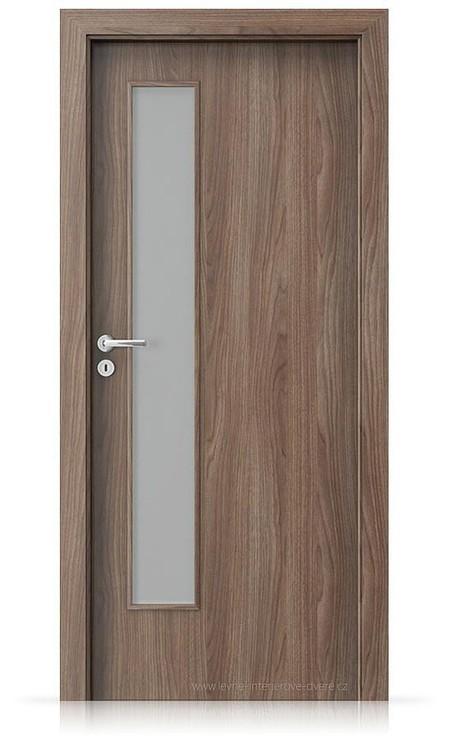Interiérové dveře Porta FIT I.1 Portadecor OŘECH VERONA 2