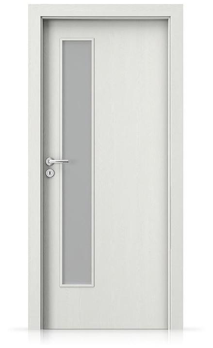 Interiérové dveře Porta FIT I.1 Portasynchro 3D WENGE WHITE