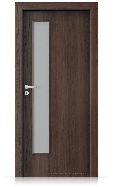 Interiérové dveře Porta FIT I.1 Portaperfect 3D DUB HAVANA