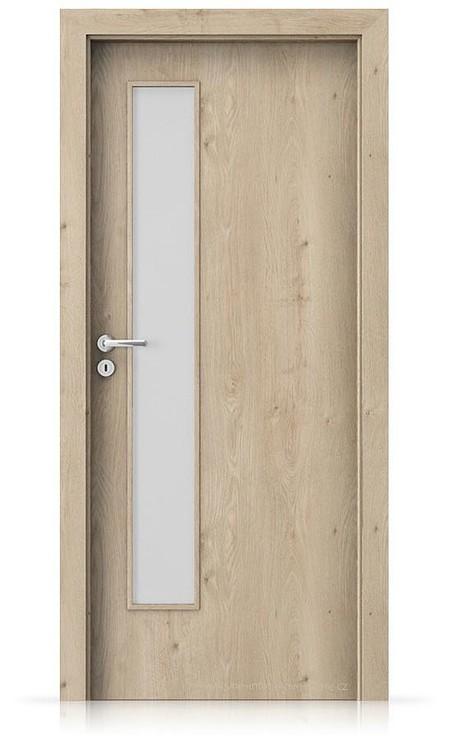 Interiérové dveře Porta FIT I.1 Portaperfect 3D DUB KLASICKÝ