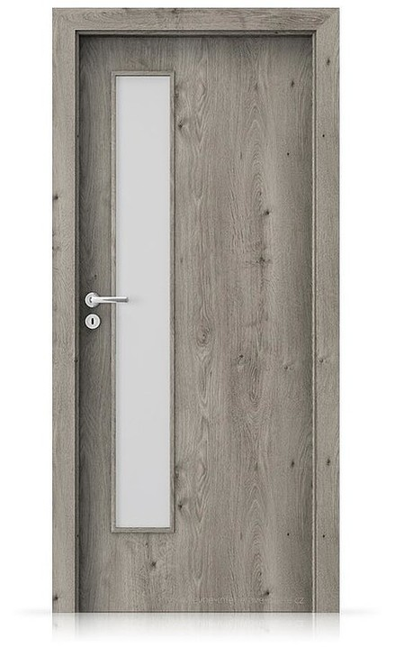 Interiérové dveře Porta FIT I.1 Portaperfect 3D DUB SIBIŘSKÝ