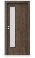 Interiérové dveře Porta FIT I.1 Portaperfect 3D DUB JIŽNÍ