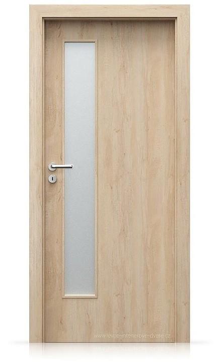 Interiérové dveře Porta FIT I.1 Portaperfect 3D BUK SKANDINÁVSKÝ