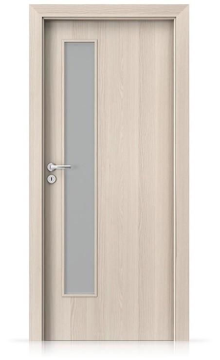 Interiérové dveře Porta FIT I.1 Laminát CPL HQ OŘECH BĚLENÝ