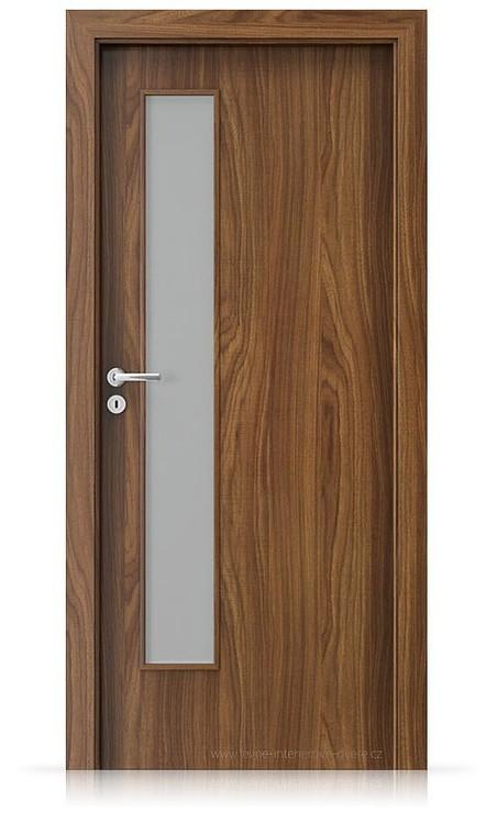 Interiérové dveře Porta FIT I.1 Laminát CPL HQ OŘECH MODENA 1