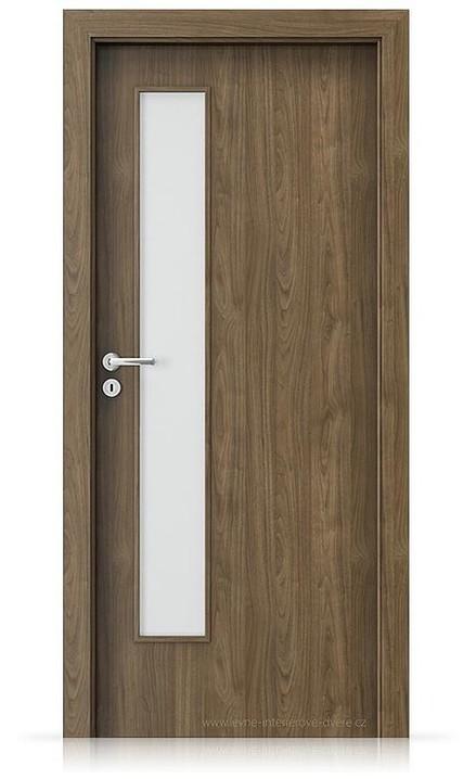 Interiérové dveře Porta FIT I.1 Laminát CPL HQ OŘECH PŘÍRODNÍ