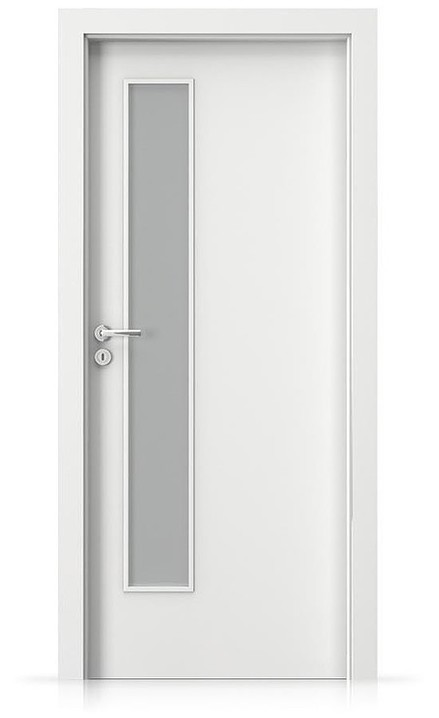 Interiérové dveře Porta FIT I.1 Laminát CPL HQ BÍLÁ