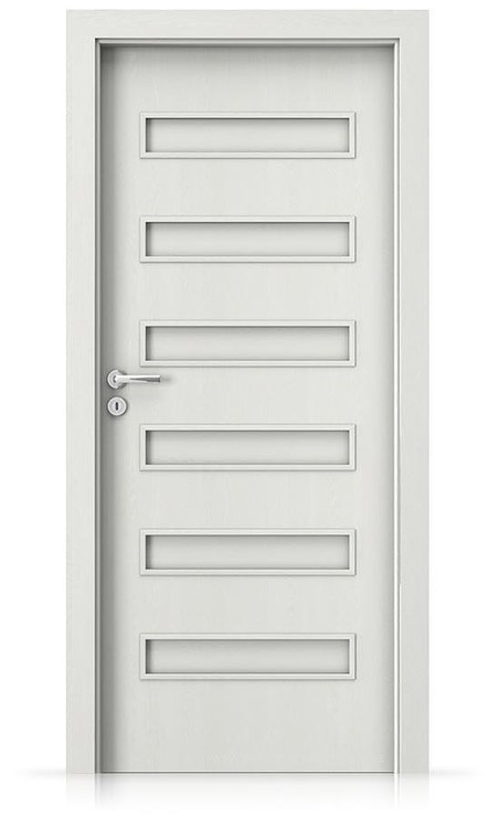 Interiérové dveře Porta FIT F.0 Portasynchro 3D WENGE WHITE